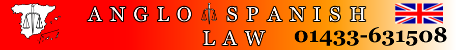 Anglo-Spanish Law banner